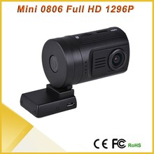 100% Original Mini 0806 Wholesale Price 1080P Full HD Ambarella A7 GPS logger Car Dash Camera dvr with LDW function
