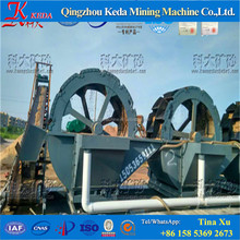 Famous brand 15-200 t/p mobile river sand washer plant