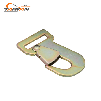 best OEM safety hardware metal cord hook buckle