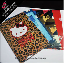 Manufacturer office articles dust proof a3 file folder