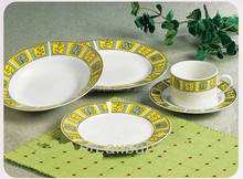 opal ware dinner set/ daily use ceramic