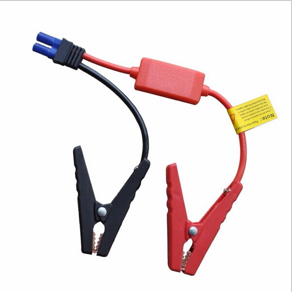 12V Jumper Cable Clamps Booster Battery Clips Universal TPF Newest Connector Car Jump Starter Charger