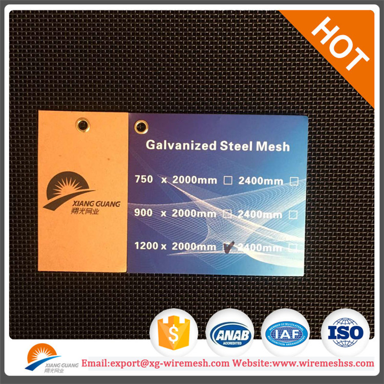 316 screen mesh XiangGuang wire mesh