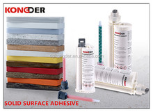 50ml 100% Acrylic Solid Surface Adhesive Glue For Corian Stone