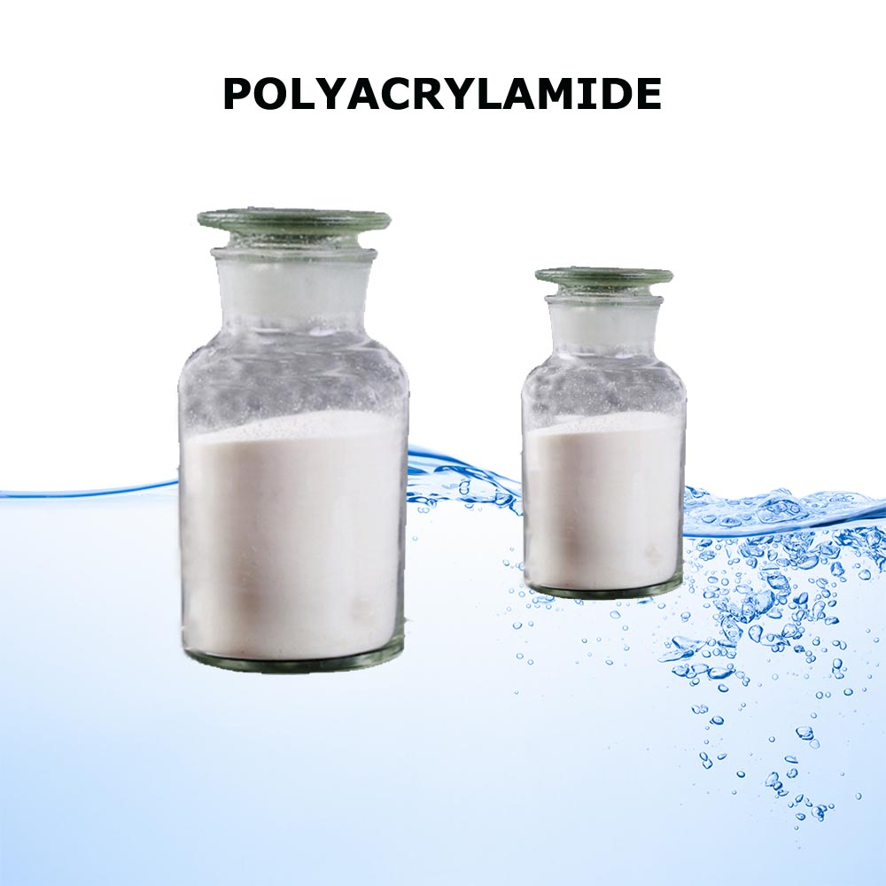 Water treatment chemical cationic polyacrylamide
