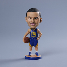 Factory custom resin bobblehead, sports figurine bobble head