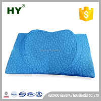 Heart Shaped Orthopedic Memory Foam Message