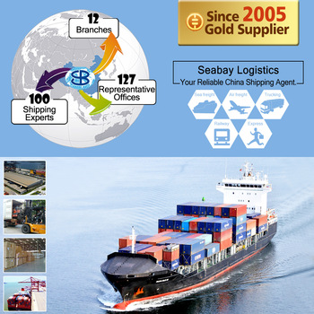 International sea freight forwarder container shipping service to ensenada