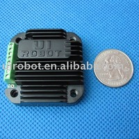 Miniature two phase bipolar stepper motor driver