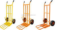 double wheel moving hand trolley cart