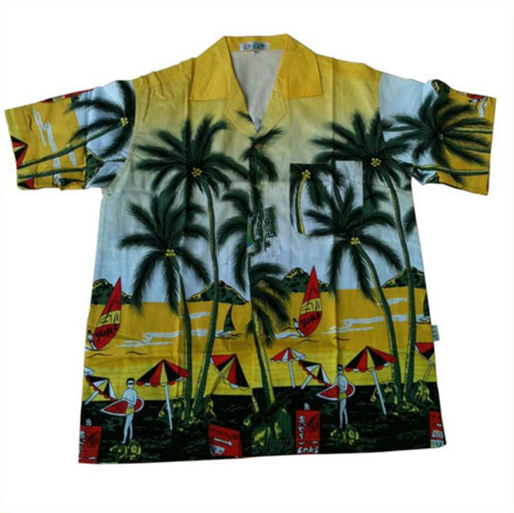 cotton hawaiian <strong>shirts</strong> for holiday dressing