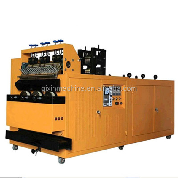 High efficient 8 wires 4 balls cleaning balls making machine for sale