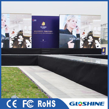 Gloshine Hot Sell LM P8 Outdoor Rental led Display for Concert with Die casting cabinet