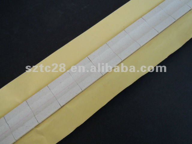 JN-A 1/2/3/4/5/6 ceramic weld backing tape