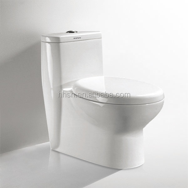Bathroom design floor mounted water wc toilet