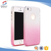 Top quality sparkled case cover for iPhone 4
