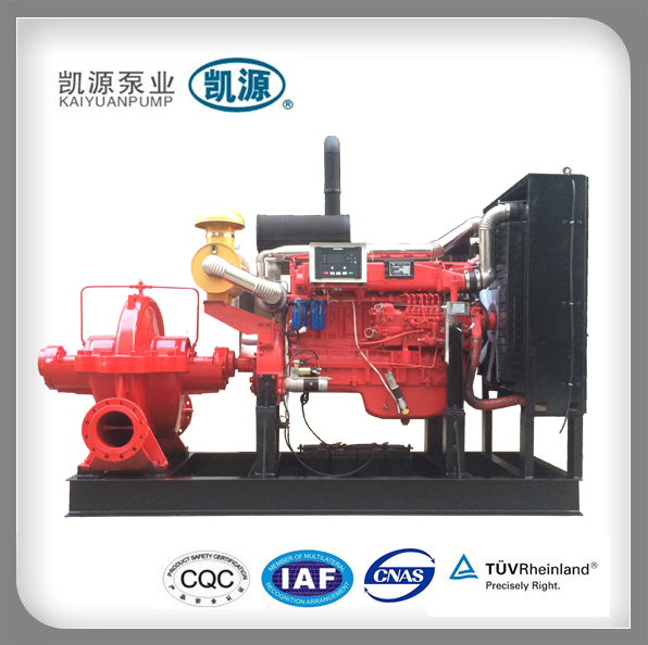 XBC Packaged Fire Hose Reel Pump Set Fire Hydrant Pump