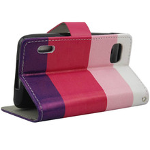 Fashionable style tpu flip leather mobile phone case for lenovo s720, for lenovo case