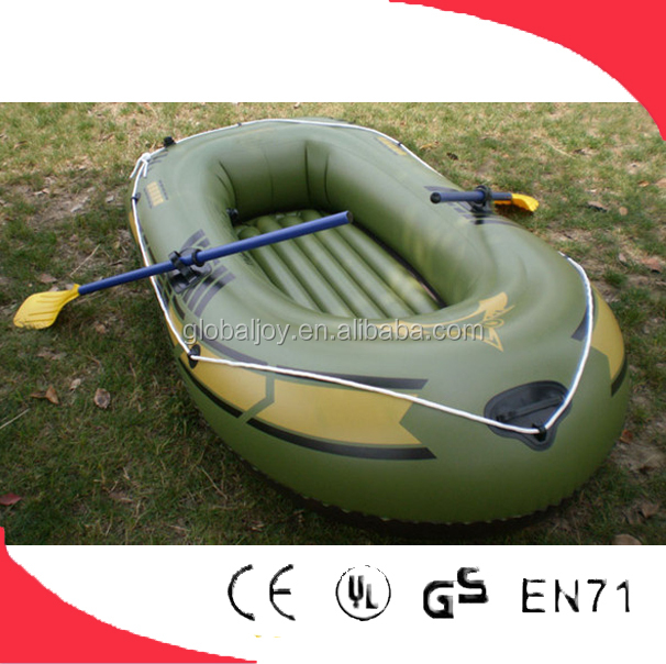 PVC Hot Air Canoe/Inflatable Kayak for Two Person