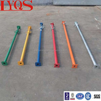 Building Materials Steel Adjustable Posts