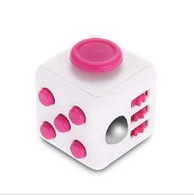 Factory Price Fidget Cube Toy, Hand Spinner Fidget Toys Fidget Cube Relieves Stress Anti Stress Cube Puzzle Toy