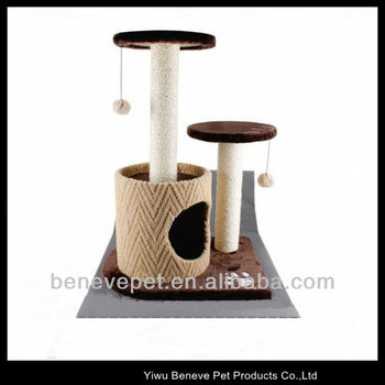 cat cage cat scratching post with competitive price