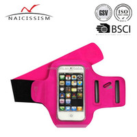 sport armband jogging case, Waterproof armband case, armband for hiking