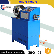 multifunctional hydraulic finn-power design hose crimping skiving machine