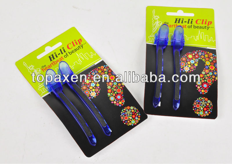 2013 New fashion wholesale Pre bonded hair extensions India hair flat tip tweezers