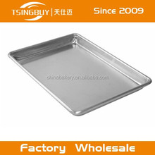 Full size Aluminum Baking Bread Cookie Bun Sheet Pan for bakery