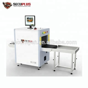 small parcel x ray scanner xray machine Pedestrian Luggage Scanning Equipment x ray inspection system