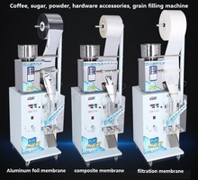 Bottle Form Fill Seal Pouch Coffee Powder Filling Machine