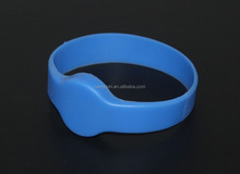 New Design! ID/RFID smart silicone bracelet
