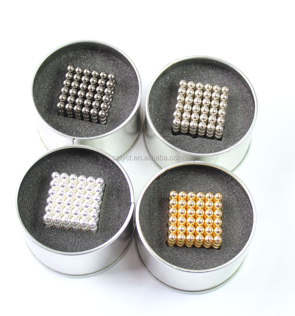 Neodymium Magnet Ball with Diameter 3mm/5mm/6mm/8mm/10mm/12mm/15mm/16mm/18mm