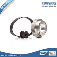 2015 High quality industrial timing belt pulley in china