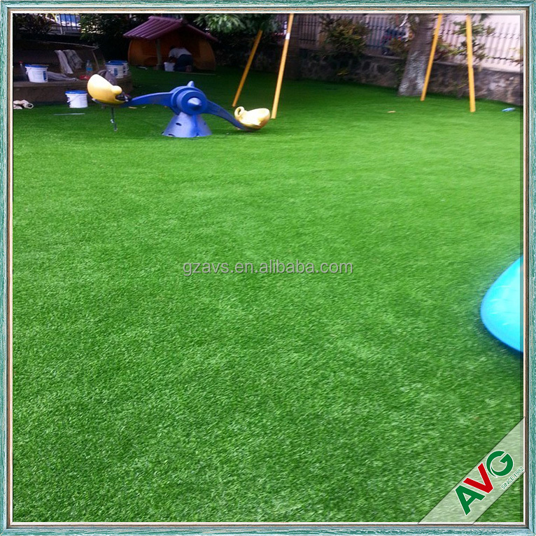 Commercial Decoration Used No infill Need Synthetic Turf Grass Lawn