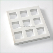 2016 pure white packing eva foam insert/eva foam box inserts/Custom EVA molded foam