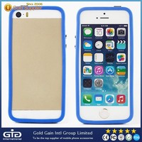 [GGIT] Elegant Translucent Color Bumper Case for iPhone