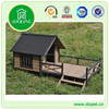 DXDH011-W08 Wooden Pets Carrier Cheap Dog House