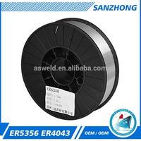Hot selling aluminum welding wire price aluminum welding wire iso ce aluminum welding wire with low price