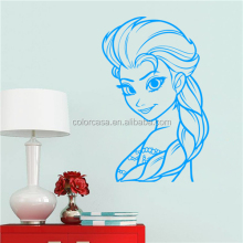 Colorcasa al por mayor etiqueta <span class=keywords><strong>de</strong></span> <span class=keywords><strong>la</strong></span> <span class=keywords><strong>pared</strong></span> decorativos Disney Princess <span class=keywords><strong>decoración</strong></span> proveedores (snow03)