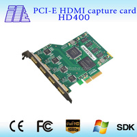 Laptop Video Capture Card Full Hdmi 2048p 60fps HD To Pcie Video Audio Capture Card Pro