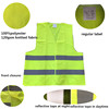 Reflective Yellow Chile Safety Vest