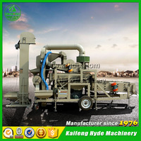 5XZF Mobile combined wheat cleaning machine from Hyde Machinery
