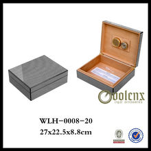 Popular Weilongxin Shenzhen Factory Wooden Cigar Holder