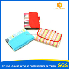 waterproof picnic blanket 600D Oxford cloth for outdoor camping