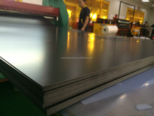 opaque rigid matt pvc sheets black for printing