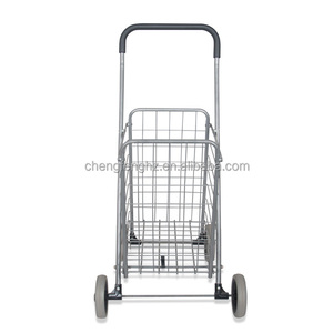High Quality Stylish Folding Shopping Cart