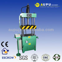 AUPU 100 tons four column hydraulic press machine
