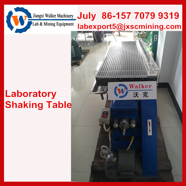 Laboratory Table Concentrator,Small Gold Finding Machine with 1 Year Guarantee